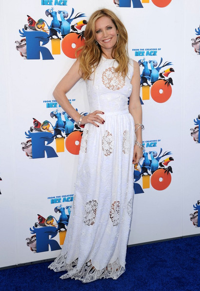 Leslie Mann Day Dress