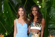 Lily Aldridge Corset Top