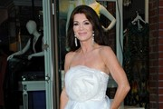 Lisa Vanderpump Peplum Top