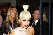 Celebs at the Marchesa Show