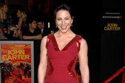 Lynn Collins Cocktail Dress