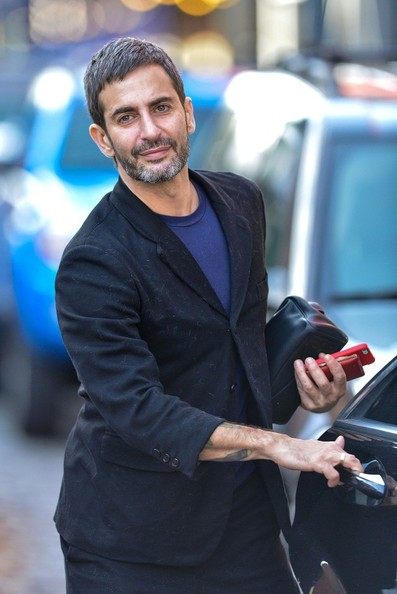 Marc Jacobs and Lorenzo Martone Get Lunch