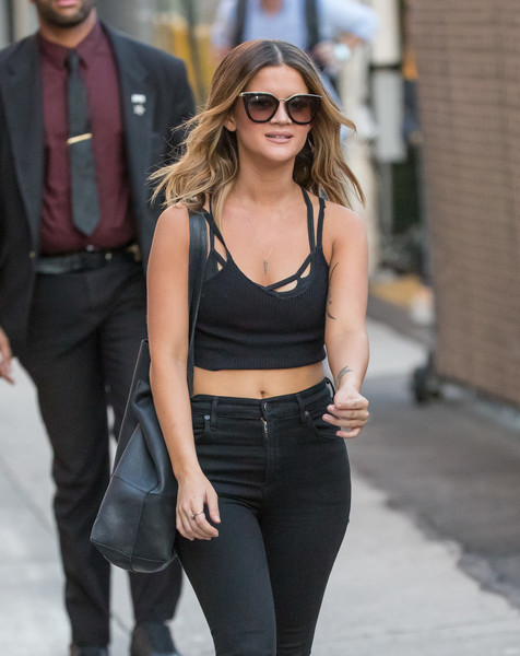 Maren Morris Cateye Sunglasses []