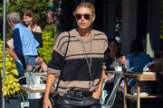 Maria Sharapova Leather Sneakers