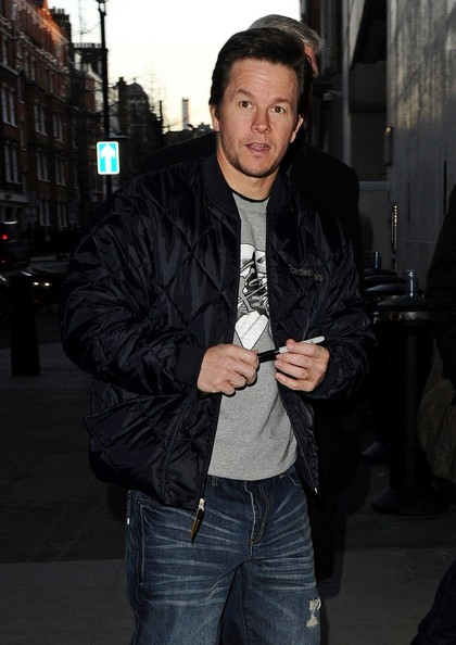 Mark Wahlberg Clothes