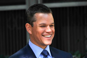 Matt Damon Taper