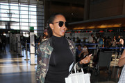 Melanie Brown Bomber Jacket