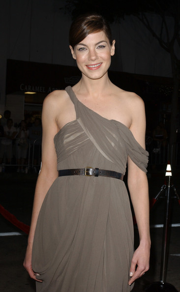 Michelle Monaghan Leather Belt []