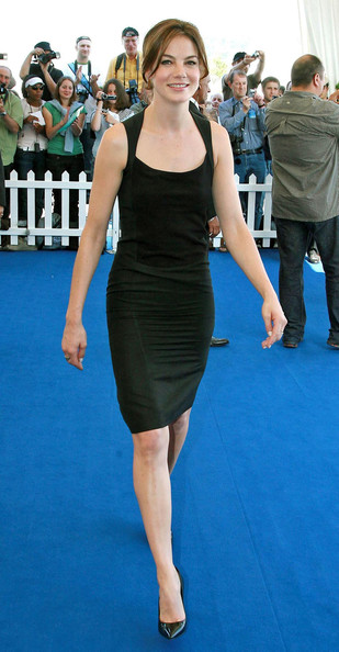 Michelle Monaghan Little Black Dress