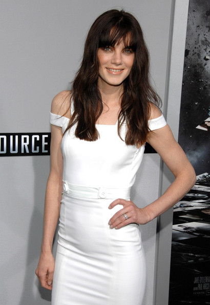 Michelle Monaghan Diamond Ring