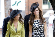 Middleton+sisters+wedding+guests+UuYEenV88gus Kate and Pippa Middleton Spark Nude Pantyhose Trend