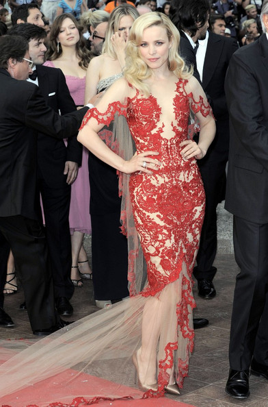 Rachel McAdams In Marchesa, 2011