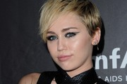 Miley Cyrus Layered Razor Cut