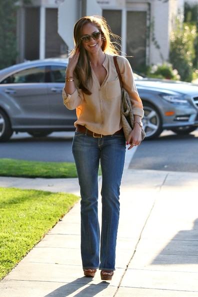Minka Kelly Clothes
