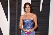 Minnie Driver Satin Clutch