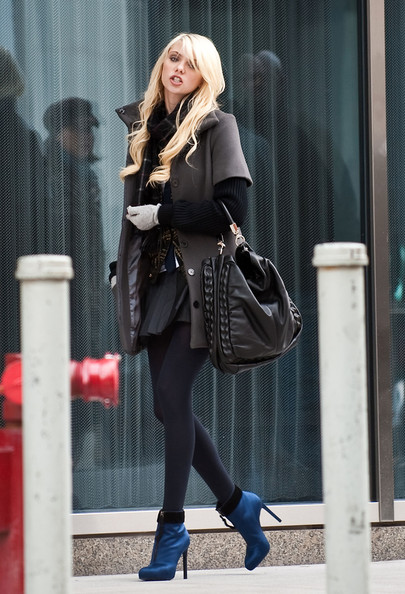 More Pics of Taylor Momsen Leather Hobo Bag (1 of 8) - Taylor ...