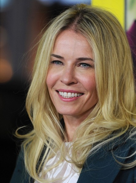 More Pics of Chelsea Handler Long Wavy Cut (1 of 12) - Chelsea Handler Lookbook - StyleBistro