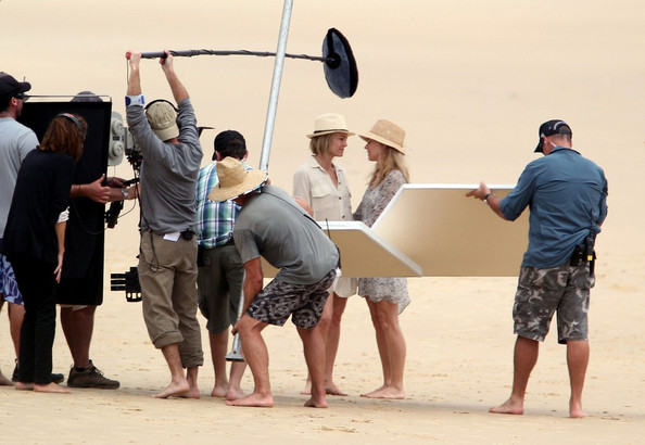 More Pics of Robin Wright Straw Hat (1 of 19) - Robin Wright Lookbook - StyleBistro