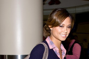 Nick Lachey and Vanessa Minnillo prepare to depart LAX (Los Angeles International Airport) for the holiday season.
