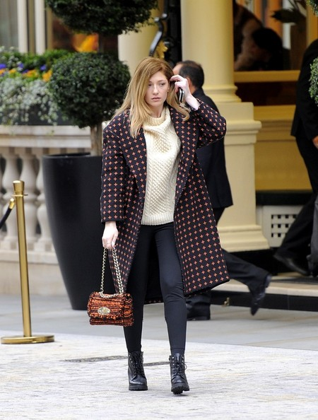 More Pics of Nicola Roberts Chain Strap Bag (1 of 9) - Chain Strap Bag Lookbook - StyleBistro