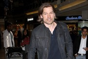 Nikolaj Coster-Waldau Zip-up Jacket