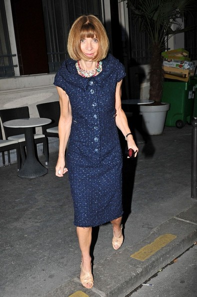 More Pics of Anna Wintour Strappy Sandals (1 of 1) - Anna Wintour Lookbook - StyleBistro