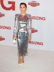 Hong Chau's silver Alex Perry sequin dress at the 'Downsizing' special screening was a scene-stealer in its radiance!