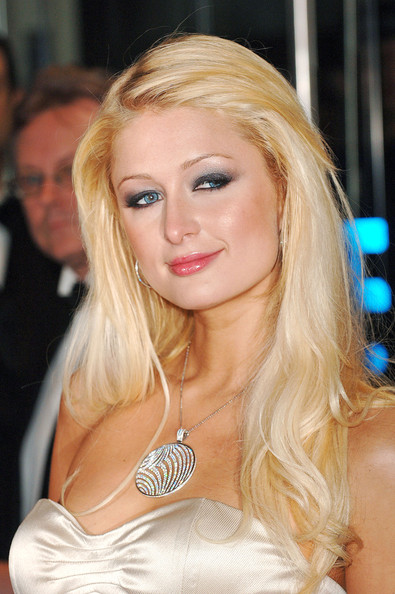 Paris Hilton Oversized Pendant Necklace