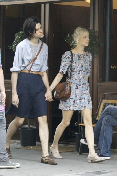 Peaches Geldof Satchel
