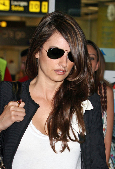 Penelope Cruz Sunglasses