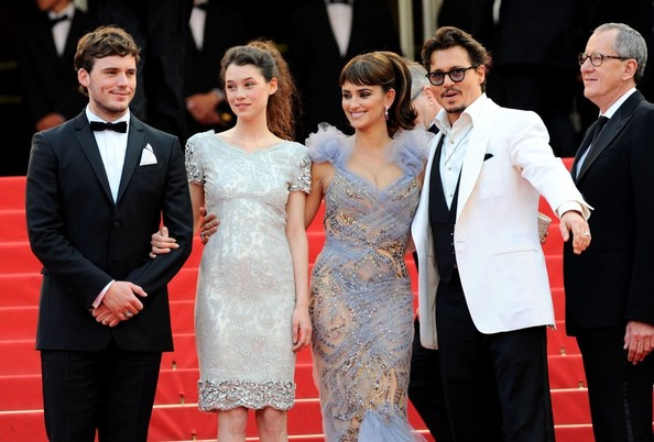 'Pirates of the Caribbean: On Stranger Tides' Premiere