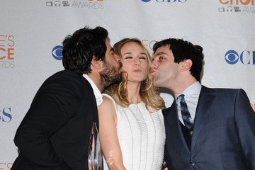 Diane Kruger Eli Roth People's Choice Awards 2010 - Press Room