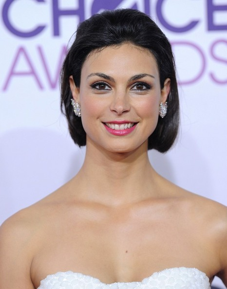 More Pics of Morena Baccarin Jumpsuit (2 of 7) - Jumpsuit Lookbook - StyleBistro
