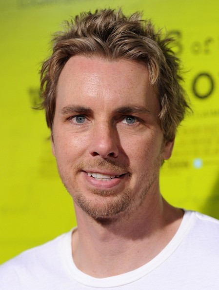 Dax Shepard sported a mussed-up 'do at the premiere of 'The Perks of Being a Wallflower.'