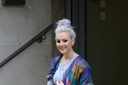Perrie Edwards Button Down Shirt