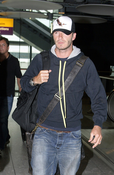More Pics of David Beckham Hoodie (1 of 5) - David Beckham Lookbook - StyleBistro