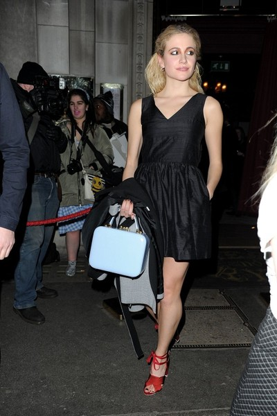 Pixie Lott Leather Purse