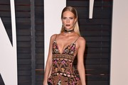 Poppy Delevingne Evening Dress