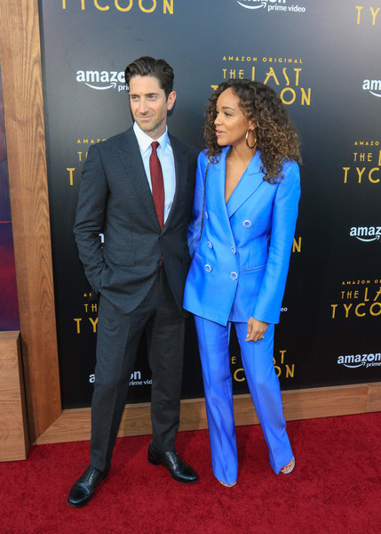 More Pics of Ashley Madekwe Pantsuit (1 of 16) - Suits Lookbook - StyleBistro