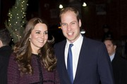Prince William and Kate Middleton arrive in New York City.