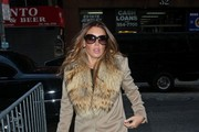 Rachel Uchitel Knee High Boots