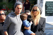 Rachel Zoe and Joey Maalouf Photo