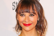 Rashida Jones Short Wavy Cut