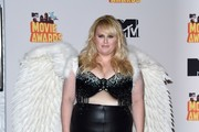 Rebel Wilson Leather Pants