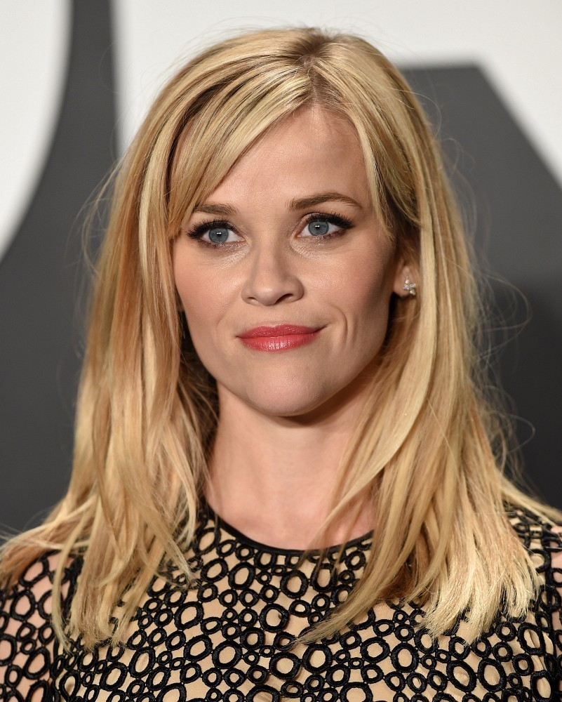 Reese Witherspoon Straight Hair Reese Witherspoon Medi...