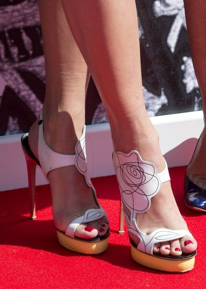 Rita Ora Shoes