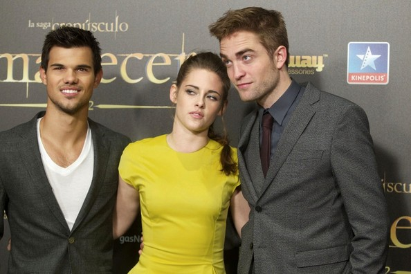 """Breaking Dawn Part 2"" premieres in Madrid"
