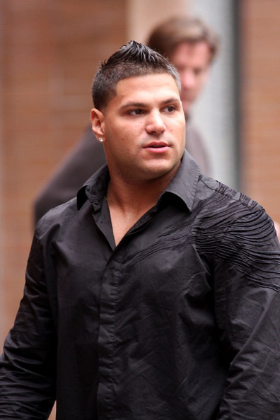 Ronnie Ortiz-Magro Hair