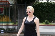 Rose McGowan Tank Top