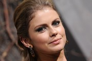 Rose McIver Half Up Half Down